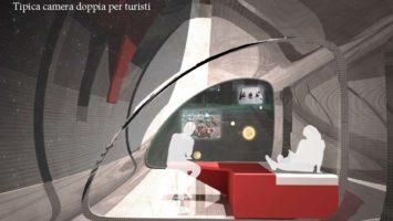 SpaceHub Toroidi_Room accomodation