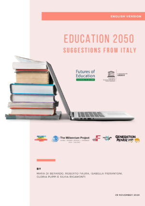 Education 2050 – suggestions from Italy-1-1